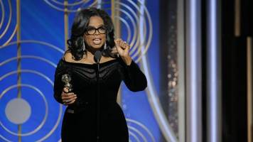 trump lashes out at oprah for being 'biased and slanted'