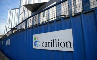 Almost four in 10 Carillion jobs in the UK have now been saved