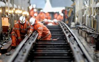 brace yourselves: all the london rail disruption expected over easter