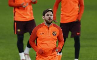 chelsea hoodoo won't affect messi, says barcelona boss
