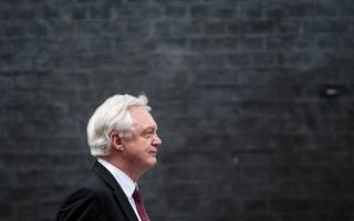 "david davis pledges ""race to the top"" of global standards after brexit"