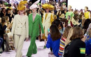so what exactly is the point of fashion week?