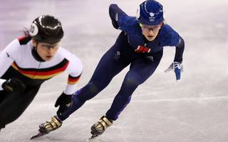 team gb's christie set to race in 1000m at winter olympics