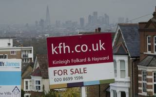 the risers and fallers of london boroughs ranked on house price growth