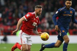 THREE Nottingham Forest players will have fitness tests tomorrow, as illness takes a toll ahead of Reading clash
