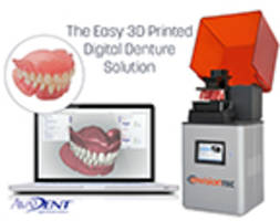 Trusted Global Leaders in Dental 3D Printing and Software Join Forces to Ease Adoption of Quality Digital Dentures