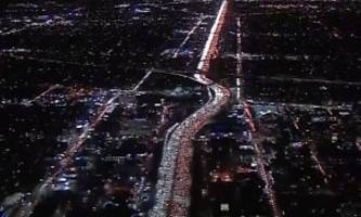 Los Angeles, Most Gridlocked City in the World in 2017