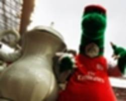 Every Premier League mascot: From Gunnersaurus to Fred the Red & beyond