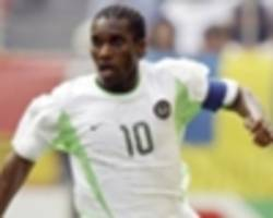 extra time: jay-jay okocha reveals his fifa 18 ultimate team