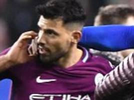 man city's sergio aguero's actions justified: graham stack