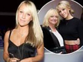chloe madeley says mum judy lost weight with no help