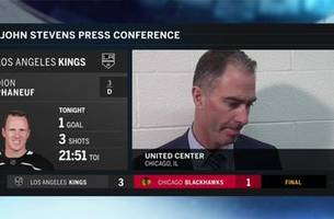 LA Kings Live: 'Quick made big saves at big times, he was a big reason why we won tonight'