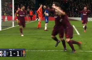Watch all 90 minutes of Chelsea vs. Barcelona in 90 seconds | 90' in 90