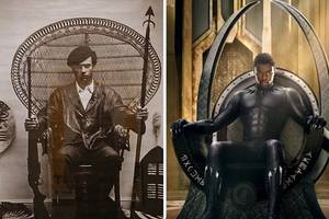 no, 'black panther' was not named after the black panther party