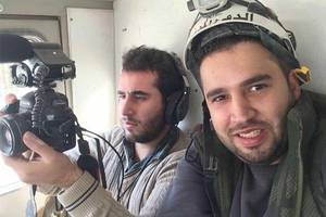 oscar-nominated 'last men in aleppo' producer's visa rejected, can't attend ceremony