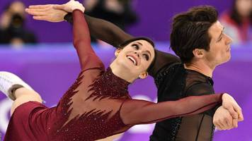Winter Olympics: Canada's Tessa Virtue & Scott Moir ice dance champions for second time