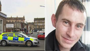 crimestoppers offer £10,000 to catch renfrew killer