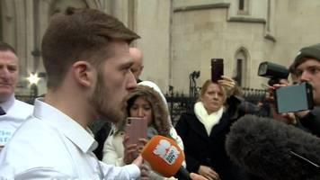 alfie evans' father: 'my son's been sentenced to the death penalty'