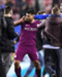 manchester city star sergio aguero will not face any action after wigan scrap
