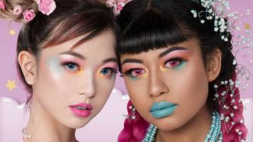 sugarpill cosmetics teams up with sanrio's little twin stars for a gorgeous collection