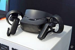 ASUS' Windows Mixed Reality headset is now on sale for $429