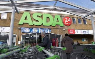 asda holds onto sales growth for third consecutive quarter