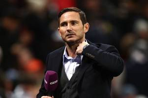 Frank Lampard gives his verdict on Chelsea subs Alvaro Morata and Olivier Giroud ahead of Barcelona clash