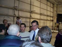 trump endorses romney's senate bid – and romney accepts