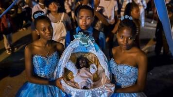 The Afro-Colombian village which celebrates Christmas in February