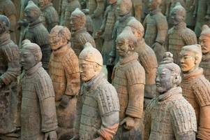 china demands 'severe punishment' for terracotta warrior thumb thief