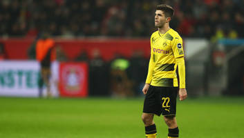 'Not the Best It's Been': Borussia Dortmund's Christian Pulisic Admits to Struggling for Form