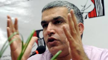 Bahrain activist jailed for five years over Twitter comments