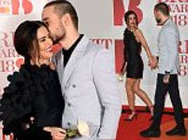 BRIT Awards 2018: Cheryl and Liam Payne attend together