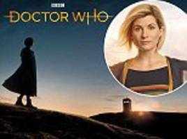 doctor who fans go wild for jodie whittaker time lord logo