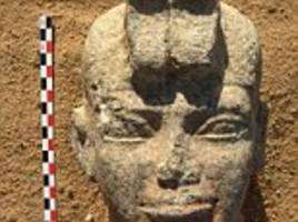 Fragments of 2,600-year-old statue of Nubian king found