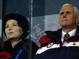 North Korea cancelled secret with meeting with Pence