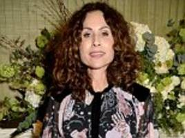 minnie driver speaks out on her decision to quit oxfam