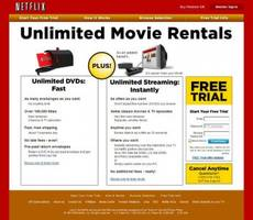 Netflix's website in 1999 looked nothing like it does today — here's how it has evolved over the years (NFLX)