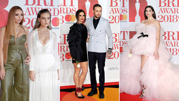 Brit Awards 2018: Five things we learnt on the red carpet