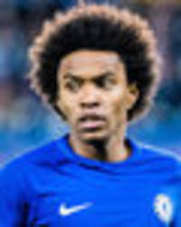 willian to barcelona: chelsea transfer backed after champions league goal as odds cut