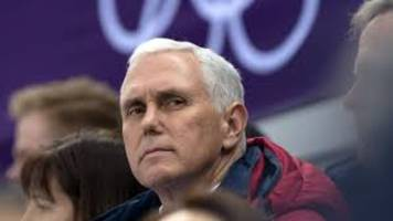 north korea called off olympics talks with mike pence says us