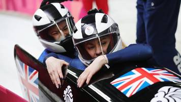 winter olympics 2018: great britain secure highest british finish in women's two-man bobsleigh