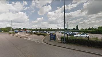 travellers at oxford park and ride served notice to leave