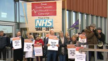 health chiefs approve south tyneside hospital changes