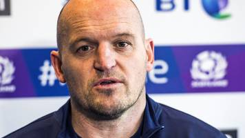 Six Nations: Scotland need 'best-ever' performance v England - Gregor Townsend