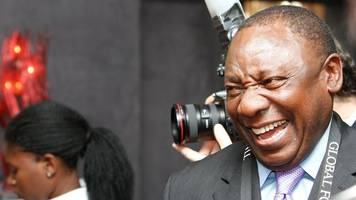 after changing presidents, south africa is working on its money issues