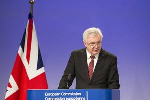 uk won't be a 'mad max dystopia' after brexit, says davis