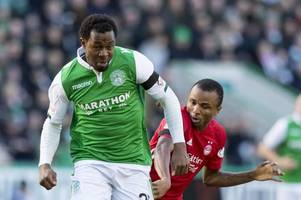 hibs star efe ambrose sets sights on 'greatest achievement' of making nigeria's world cup squad