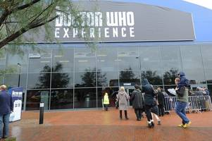 Closure of Doctor Who Experience cost council more than £1m