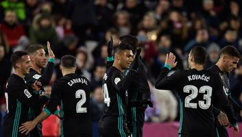 Leganes 1-3 Real Madrid: Zidane Lets Youngsters Shine as Los Blancos Make it 5 Wins in 6
